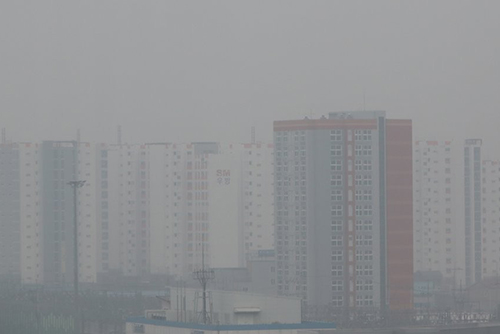 '30% to 50% of Ultra Fine Dust in S. Korea Comes from China'