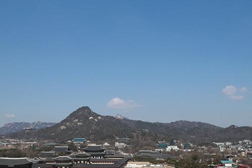 慶州26.6度 全国的に最高気温を記録