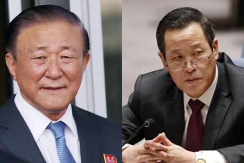 Nordkoreanische Botschafter in China, Russland und bei der UNO fliegen überraschend heim