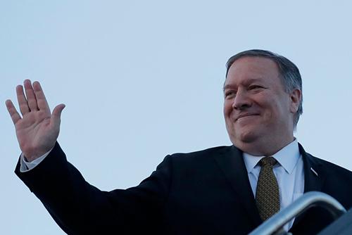 Pompeo: Für Nordkoreas Denuklearisierung ist Nachweis wichtig, nicht Vertrauen