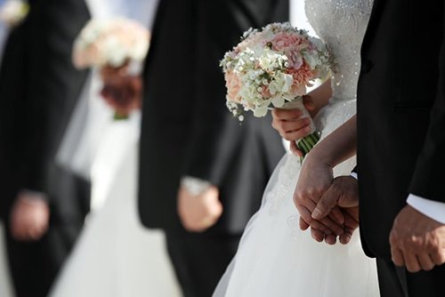 Data: Number of People Tying the Knot Hits Record Low