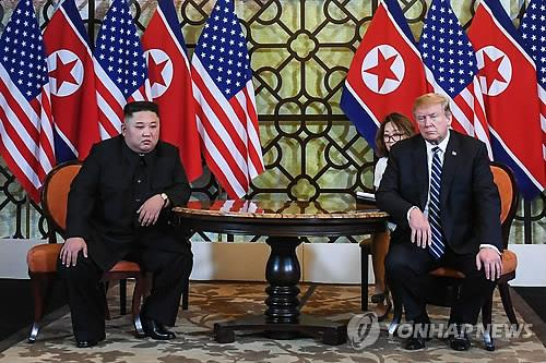 US, N. Korea Collide at Denuclearization Forum over Sanctions Relief