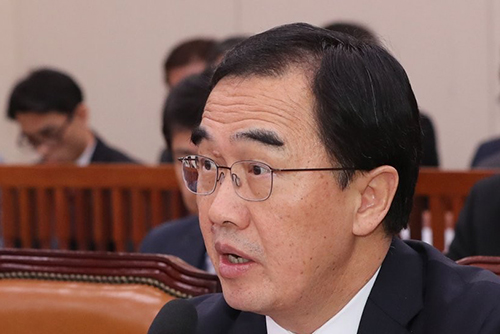 Minister: Seoul Perceives the Need for Envoy Dispatch to N. Korea