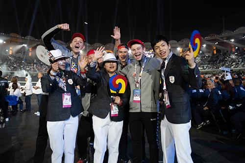 Corea finaliza las Olimpiadas Especiales con resultados satisfactorios