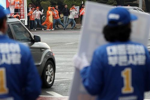 2 апреля в РК начинается официальная предвыборная агитация