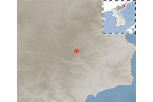 Detectan movimientos sísmicos en Corea del Norte