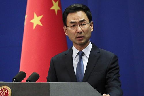 중국, 북한 물품수입 도운 자국기업 제재한 미국에 강력 반발