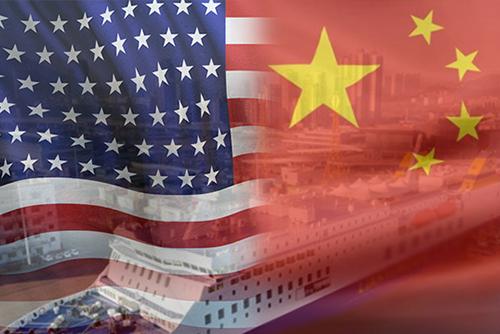 EEUU añade dos navieras chinas a su lista negra