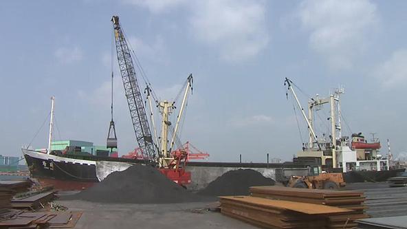 USA sanktionieren zwei chinesische Reedereien wegen Verbindungen zu Nordkorea
