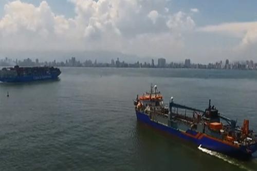 米国 中国海運会社2社に独自制裁