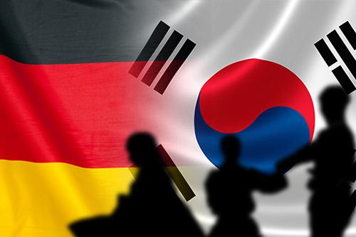 Südkorea und Deutschland sprechen über wirtschaftliche Zusammenarbeit