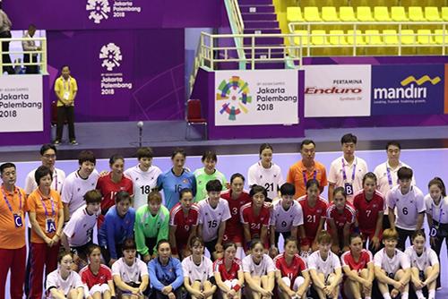 Corea del Norte rechaza formar un equipo conjunto de balonmano femenino