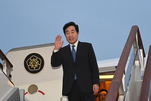 Ministerpräsident Lee besucht Mongolei und China