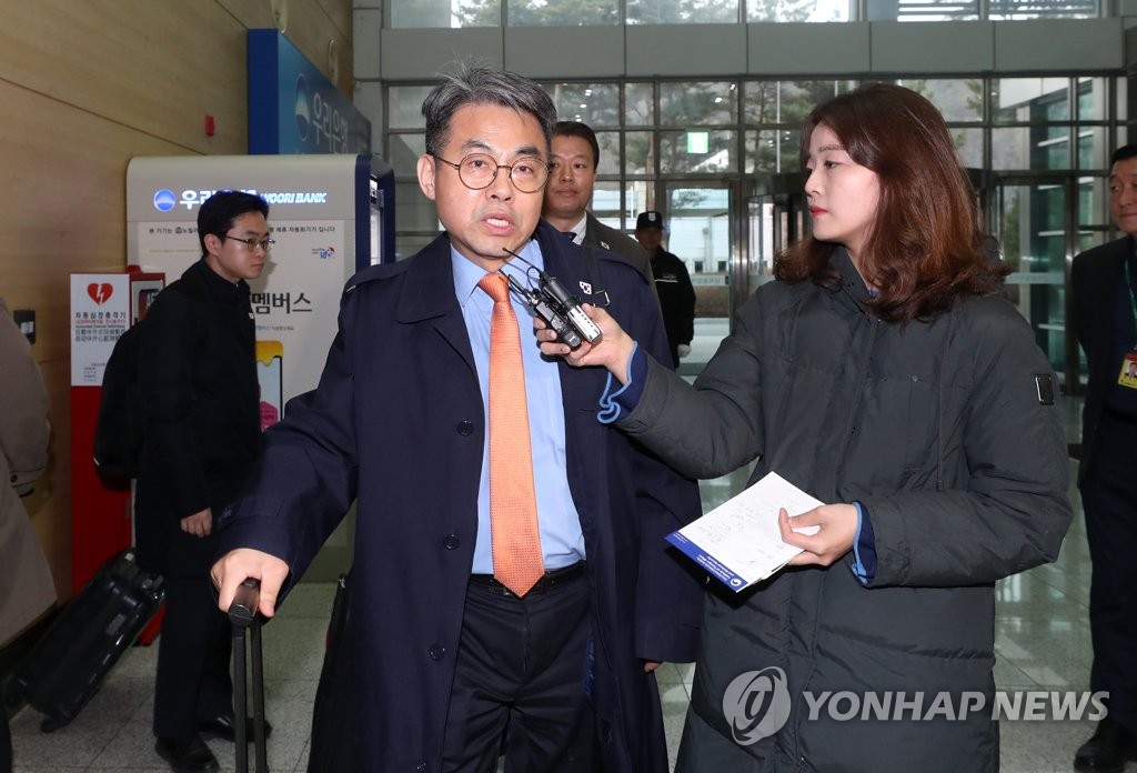 S. Korean Liaison Officials Head to North as Usual