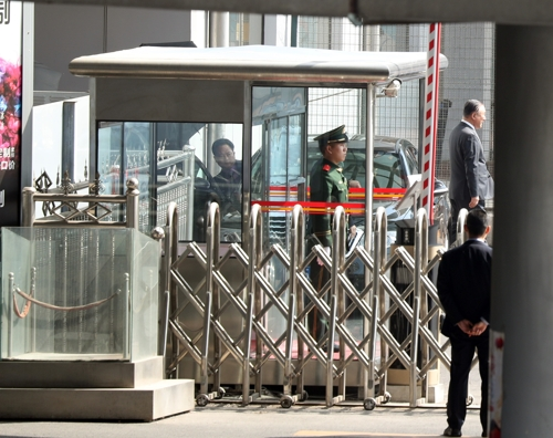 Figure Presumed to be Senior N. Korean Official Spotted in China