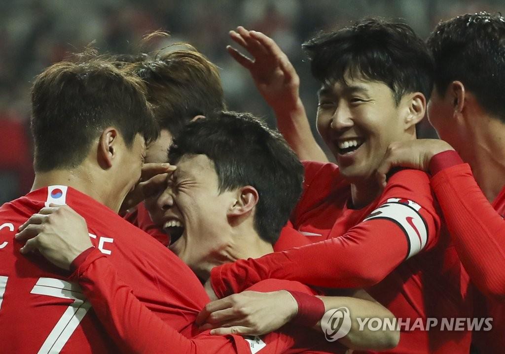 S. Korea Beats Colombia 2-1 in Football Friendly