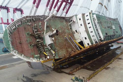 セウォル号沈没事故 監視カメラにねつ造の疑い
