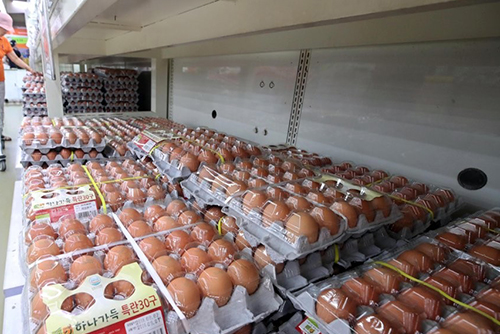 Gov't to Import 200 Mln Eggs to Ease Prices Amid Supply Shortage