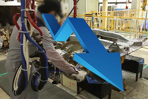 Сокращение промышленного производства в РК в феврале – максимальное за 9 лет