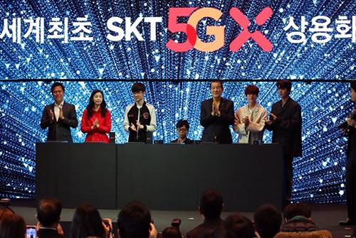 В РК впервые в мире началось предоставление услуг связи 5G