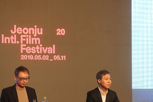 2 мая в Чончжу начнётся 20-й ежегодный Международный кинофестиваль