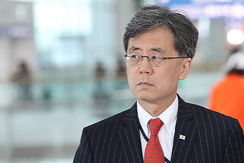 """""""Mỹ đồng cảm sâu sắc với Hàn Quốc về biện pháp hạn chế xuất khẩu của Nhật Bản"""""""