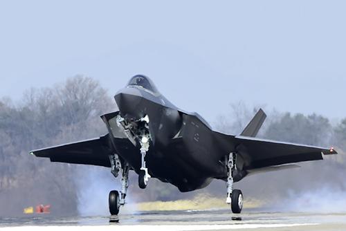 N. Korea Criticizes S. Korea's F-35A Deployment