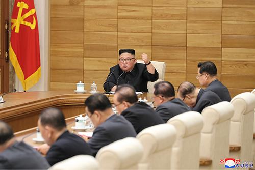 Le comité du Parti nord-coréen des travailleurs sera dirigé par trois personnes