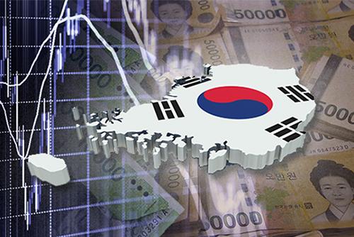 مؤسسات اقتصادية تخفض توقعاتها بمعدل النمو الاقتصادي الكوري