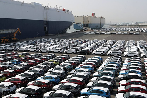 1Q Production by Top 10 Car Producing Countries Falls 4.6%