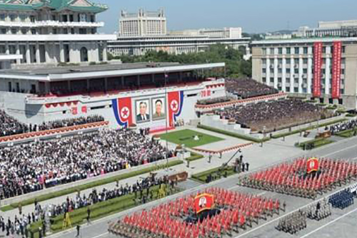 US Experts Suggest N. Korea May Be Preparing for Military Parade