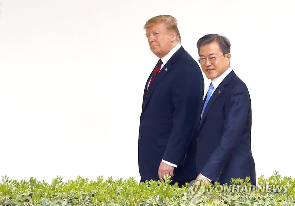 Lãnh đạo Hàn-Mỹ nhất trí trao đổi chặt chẽ về vấn đề Bắc Triều Tiên