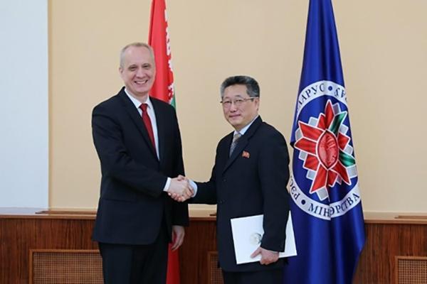 북한, 옛소련 벨라루스에 대사 파견…3년전 개설 대사관 본격 가동