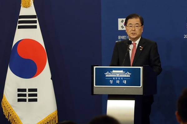 مستشار الأمن القومي الكوري يلتقى بنظيره الأمريكي في سيول