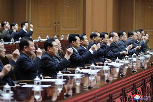 北韩再次推举金正恩为国务委员长 金载龙任内阁总理