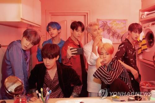 BTS ビルボード「ホット100」に2曲ランクイン