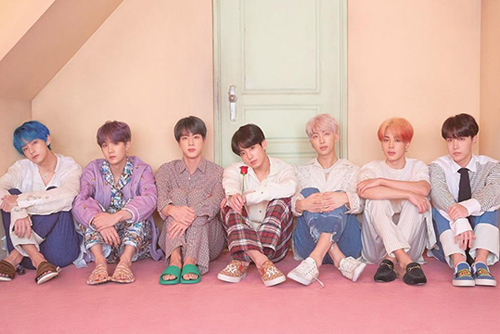 BTS starten Welttournee in Rose Bowl Stadium in USA