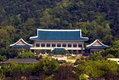 Südkoreas Präsidialamt: Moon hat Botschaft von Trump an Nordkoreas Machthaber