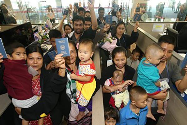 Le programme d'accueil des exilés en Corée du Sud porte ses fruits