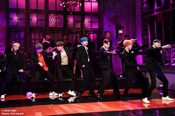 BTS pulvérise tous les records avec son nouvel album