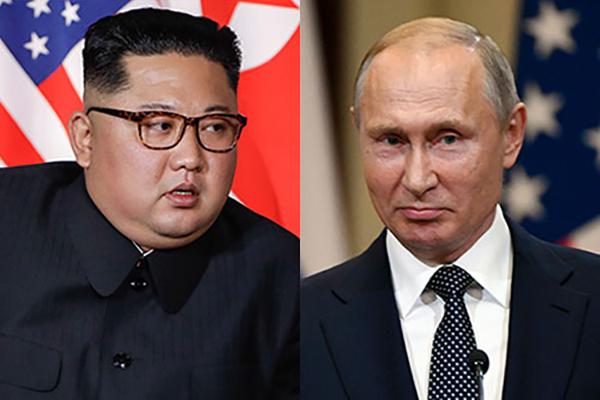 Un sommet entre Kim Jong-un et Vladimir Poutine semble imminent
