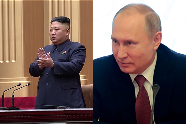 朝露首脳会談 24日前後にウラジオストクで開催か