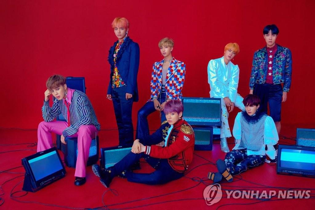 BTS : « Fake Love » devient la 4e vidéo du septuor à dépasser 900 millions de vues sur YouTube