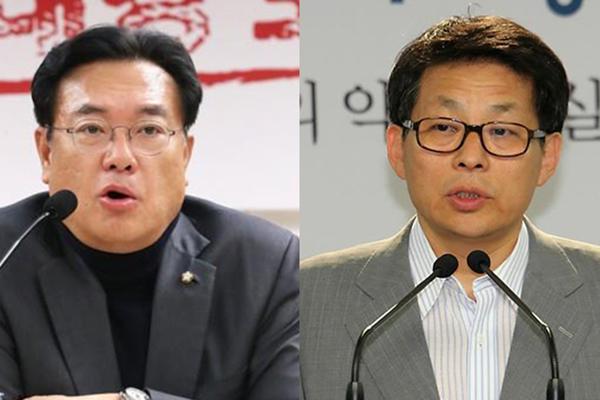 한국당, 정진석·차명진 '징계' 윤리위 소집키로