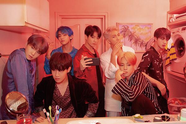 BTS trở lại Bảng xếp hạng Billboard 200 cùng album mới