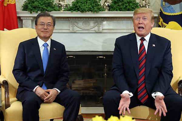 Dénucléarisation : les deux Corées et les Etats-Unis pourront-ils relancer le dialogue en mai ou en juin ?
