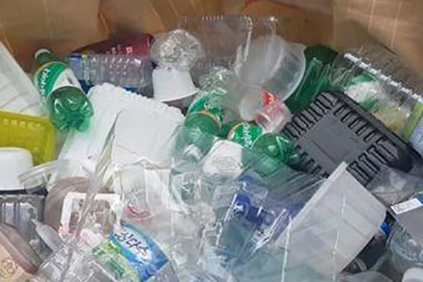 Gov't Aims to Get Rid of Colored Plastic Bottles
