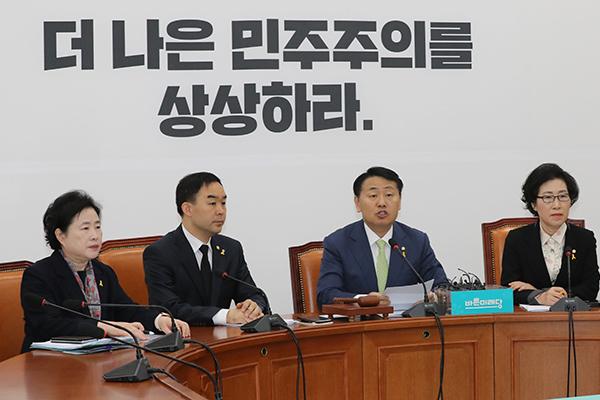 """김관영 """"세월호 향한 막말·혐오감, 인간으로서 할 언행 아냐"""""""