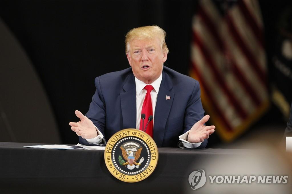 Trump se muestra a favor del diálogo con Corea del Norte