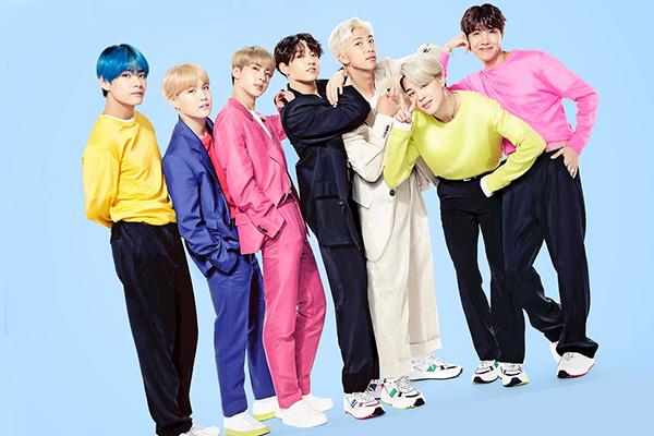 Album BTS Kembali Menoreh Sejarah Baru di Billboard 200